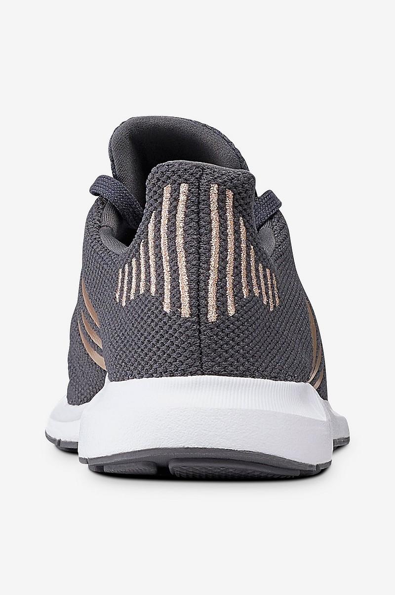 adidas Originals Sneakers Swift Run J Grå Barn Ellos.no