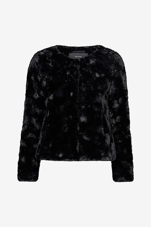 c1d5bfe8 Vero Moda. Fuskepels vmCurl Short Fake Fur Jacket
