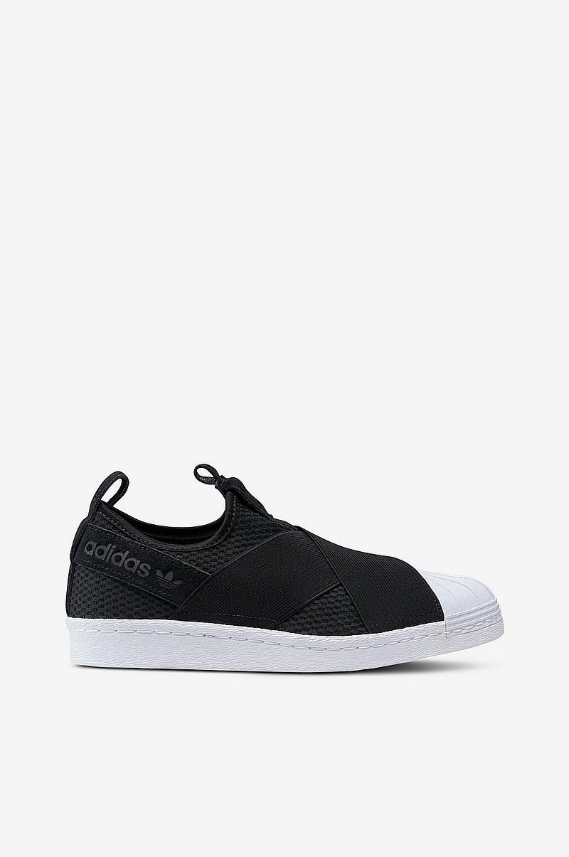 adidas Originals Sneakers Superstar Slip On W Svart Dame