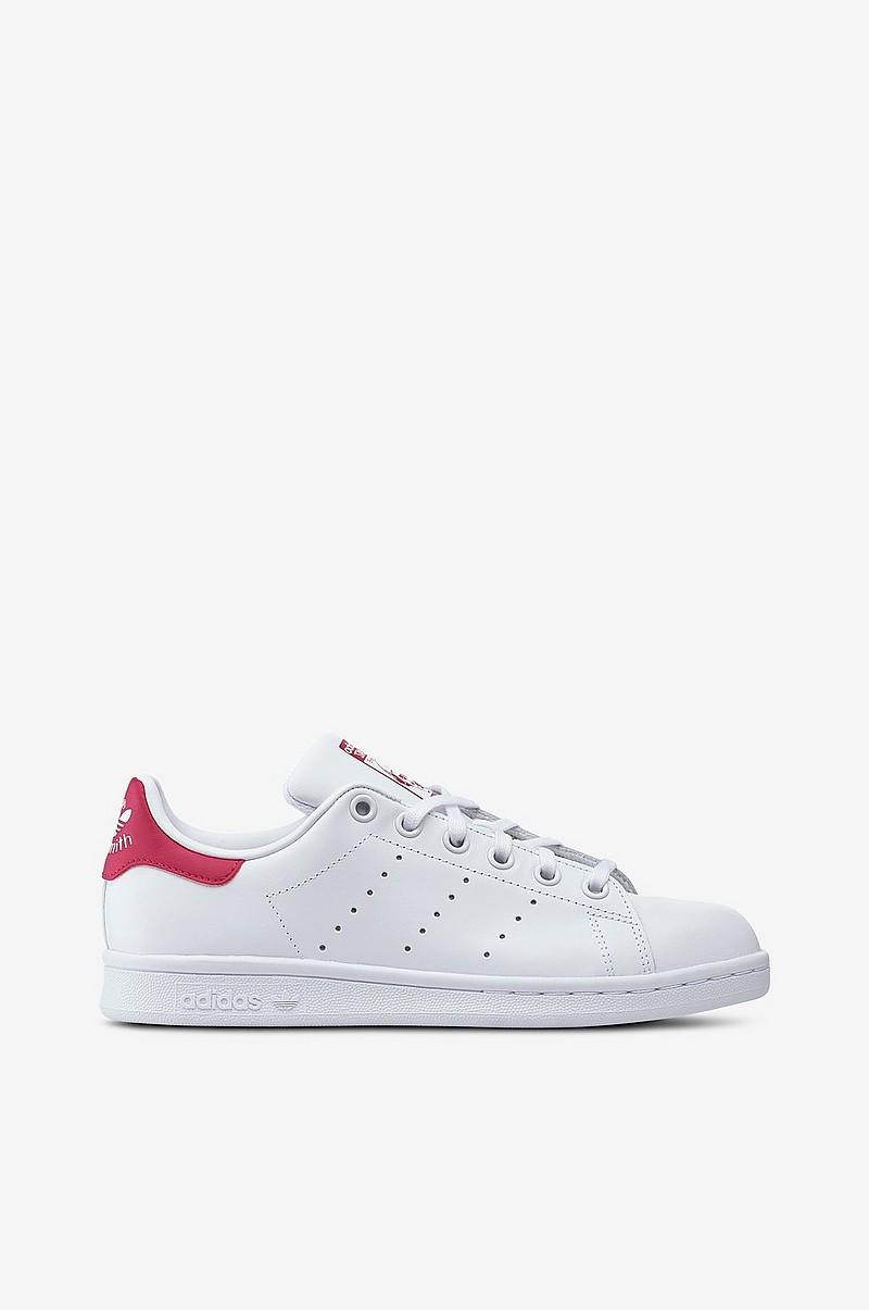 adidas Originals Sneakers Stan Smith J Hvit Barn Ellos.no