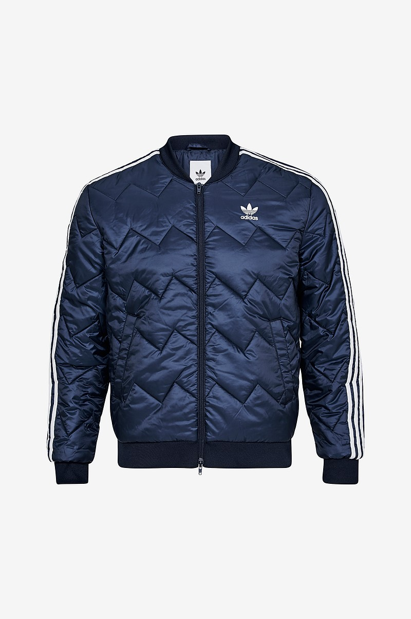 adidas Originals Jakke Quilted SST Collegiate Navy