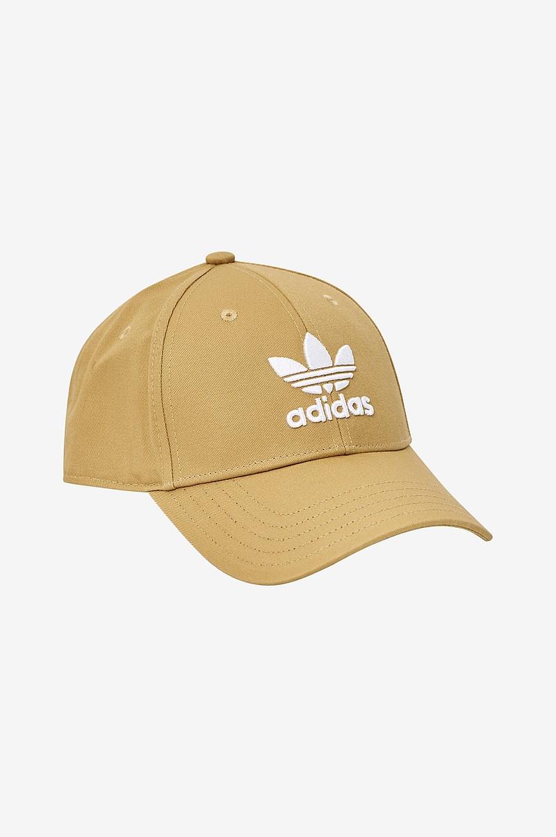 adidas Originals Caps Trefoil Baseball Cap Brun Dame