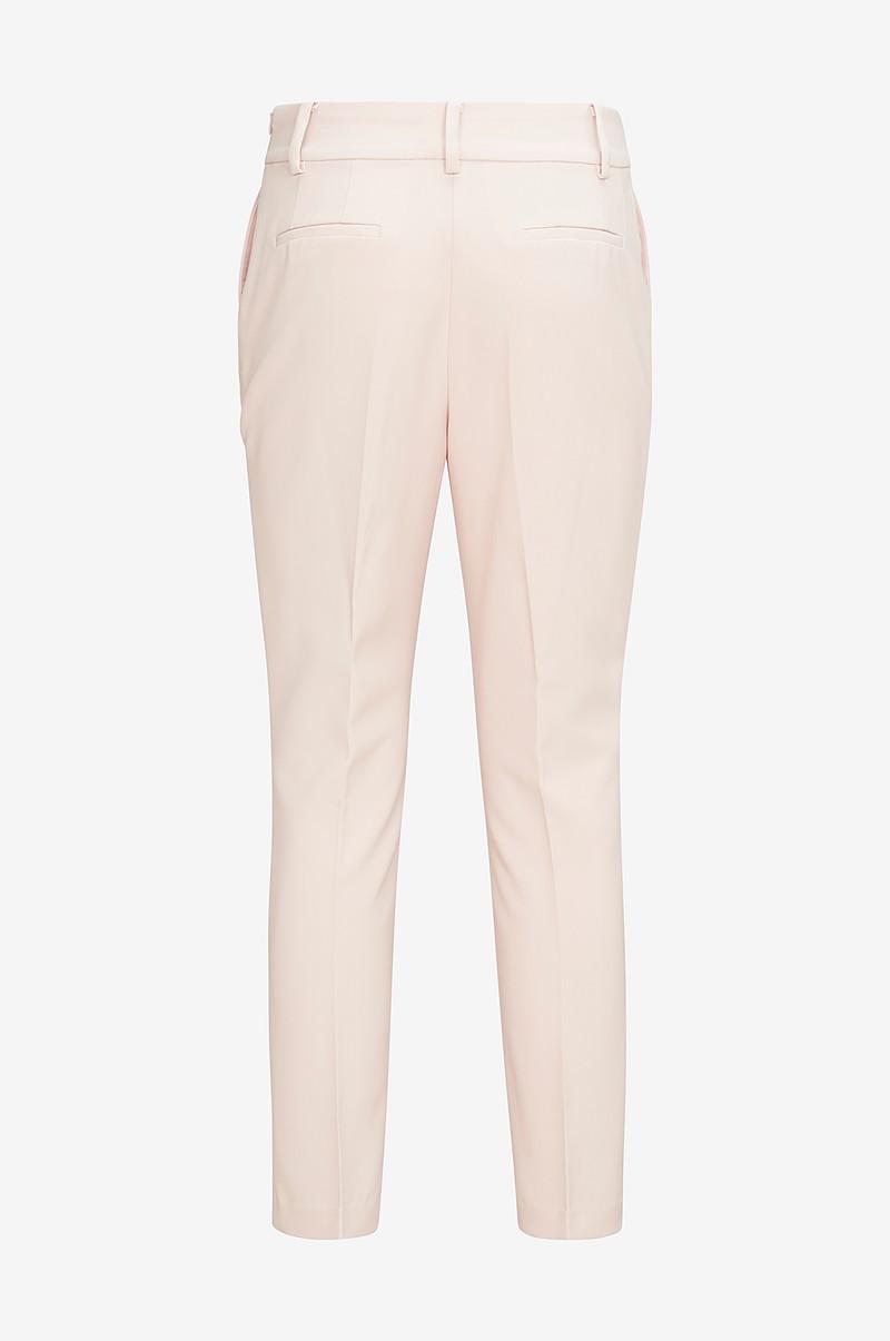 Ankellang bukse Svart | Bukser
