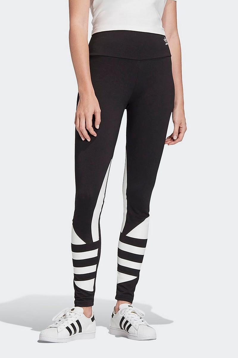 Køb adidas Leggings Dame til Dame i Sort   Spar 20% lige nu