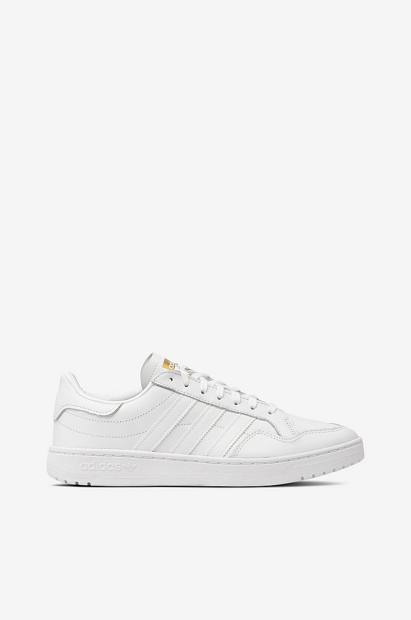 adidas Originals Sneakers Team Court Hvit Dame Ellos.no