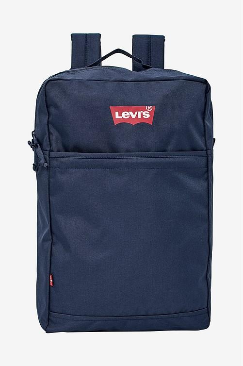 Levi's Ryggsäck L Pack Slim Mini Svart Ryggsäckar Ellos.se