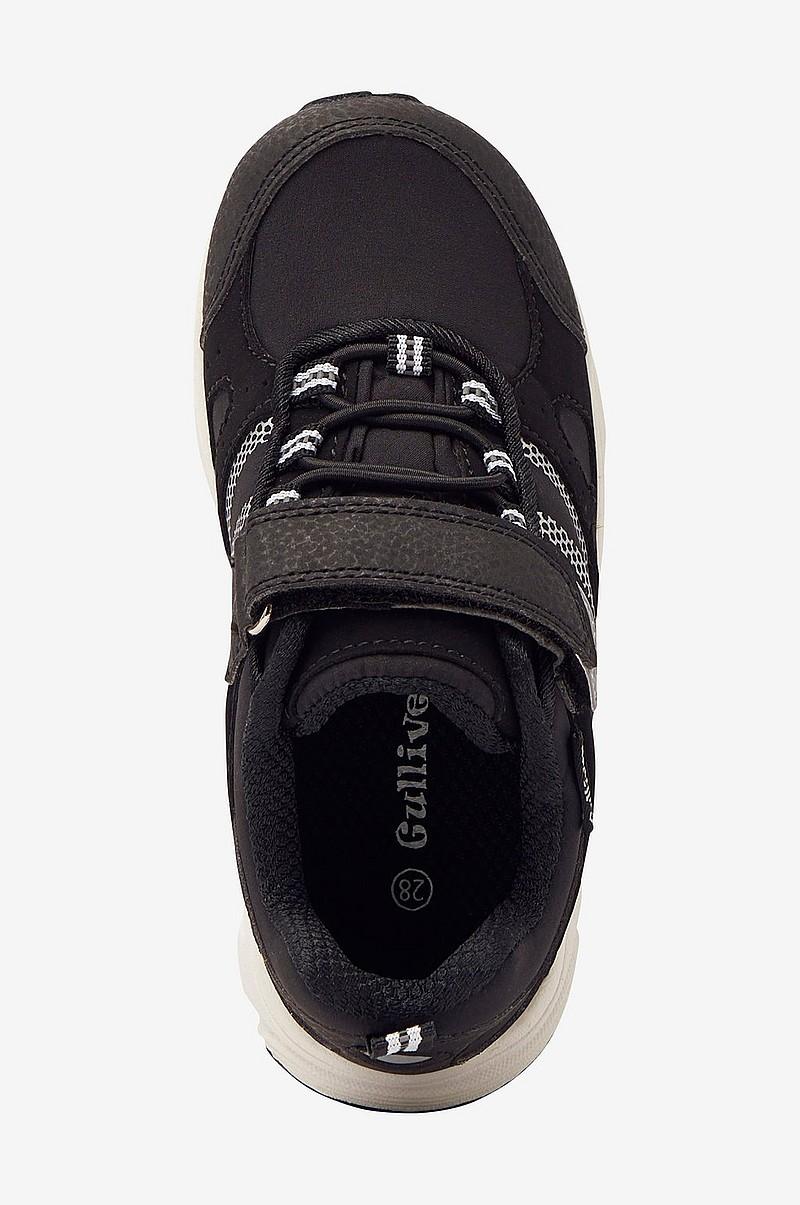 Gulliver Sneakers, vanntette Svart Barn Ellos.no