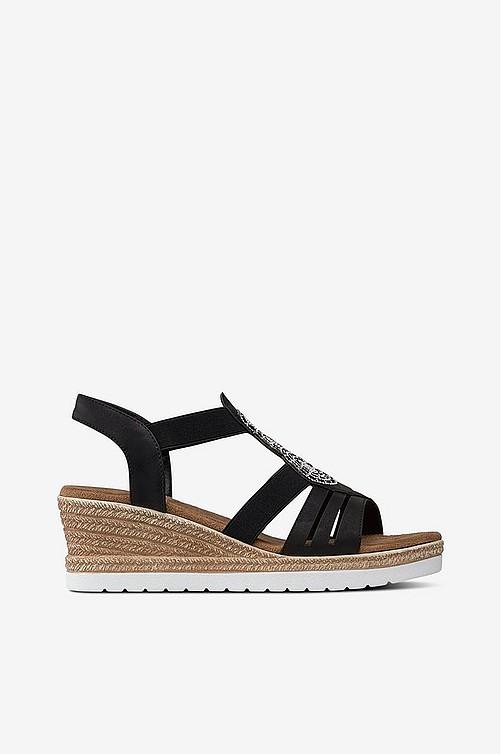 newest 4062f 676ef Dame Sandaler  sandaler med hæl online - Ellos.dk