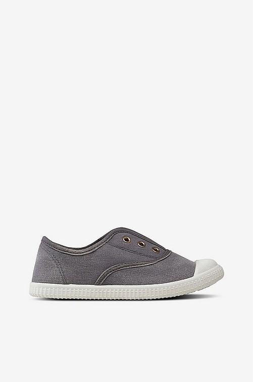 9b5c09cfc536 Ellos Shoes. Sneakers med elastikpløs