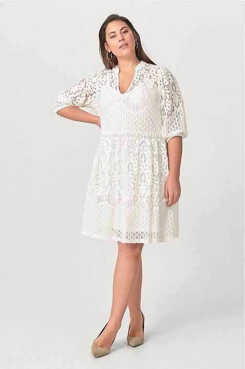 Spetsklänningar Dam Köp din nya spetsklänning på Ellos.se