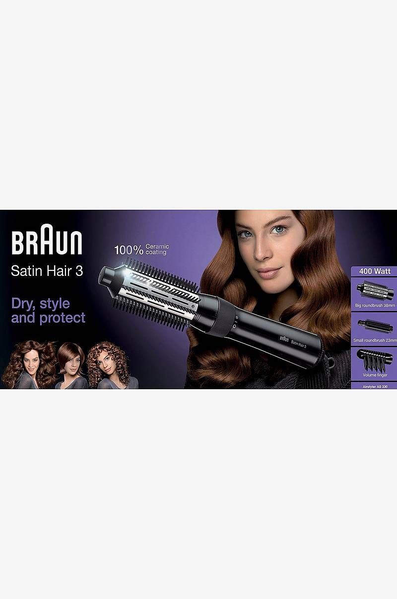 Airstyler AS330 Sateng hair