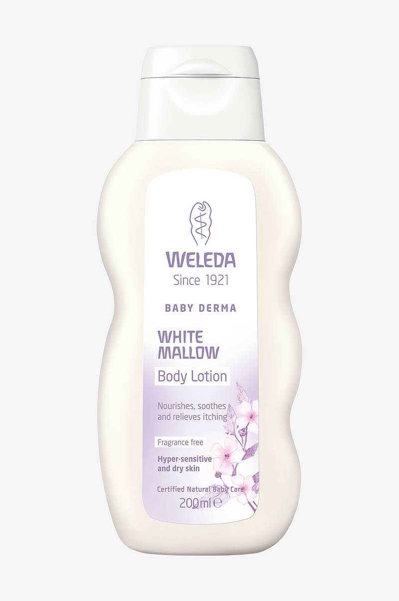 White Mallow Body Lotion 200ml