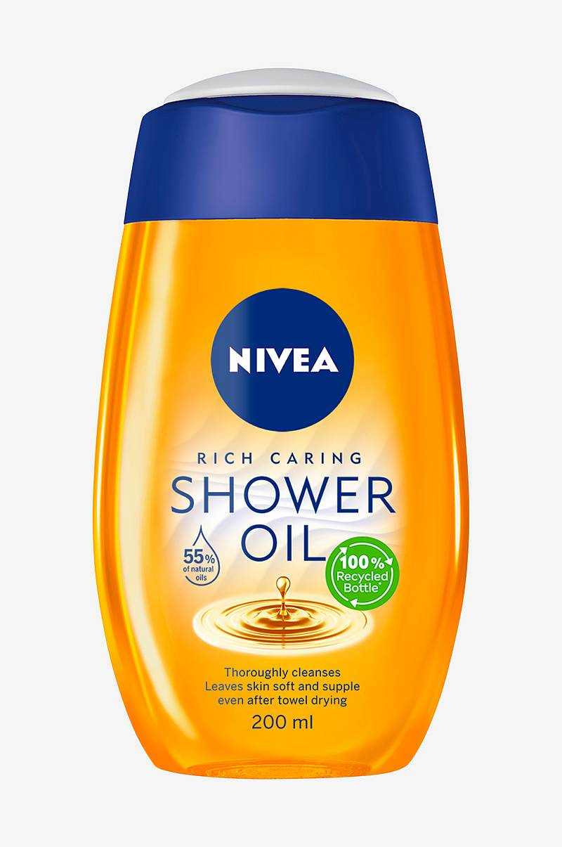 Caring Shower Oil 200ml