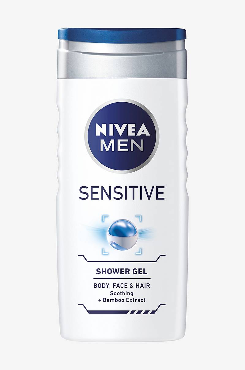 Shower Sensitive For Men Hydra IQ 250ml