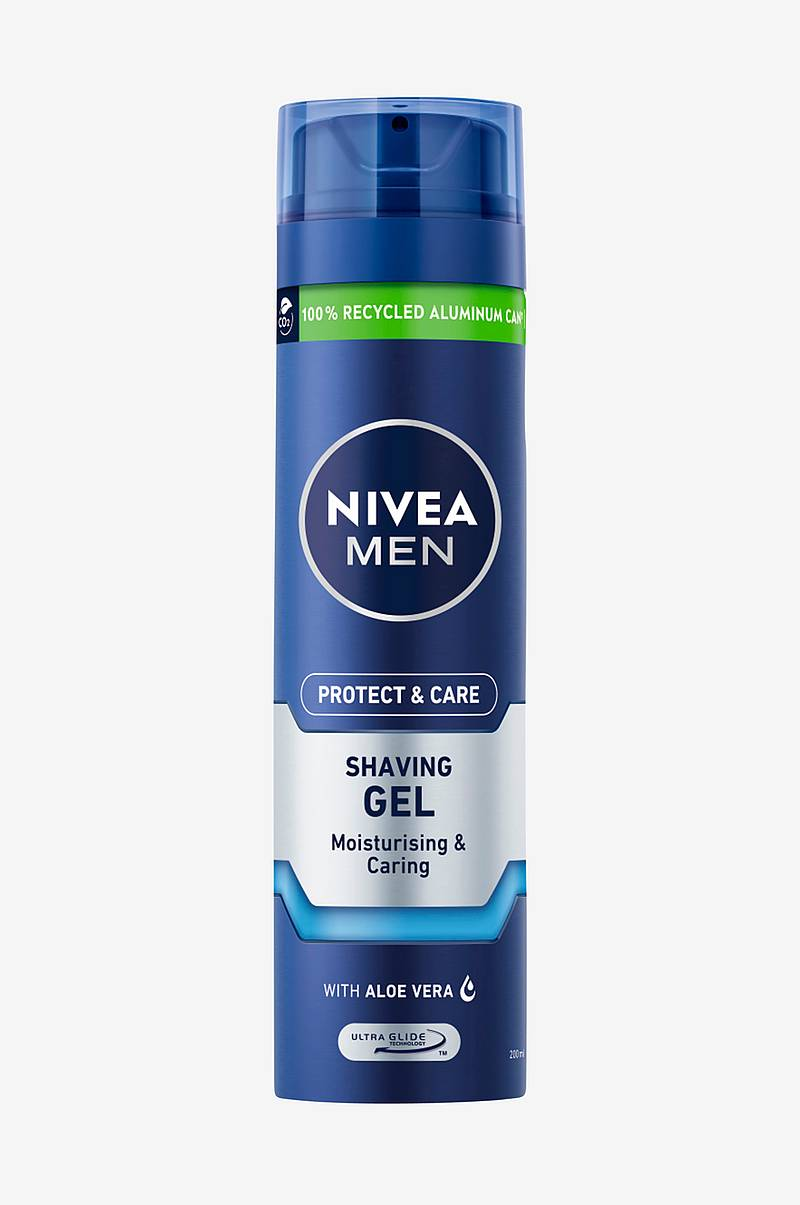 Protect &Care Protecting Shaving Gel, 200 ml