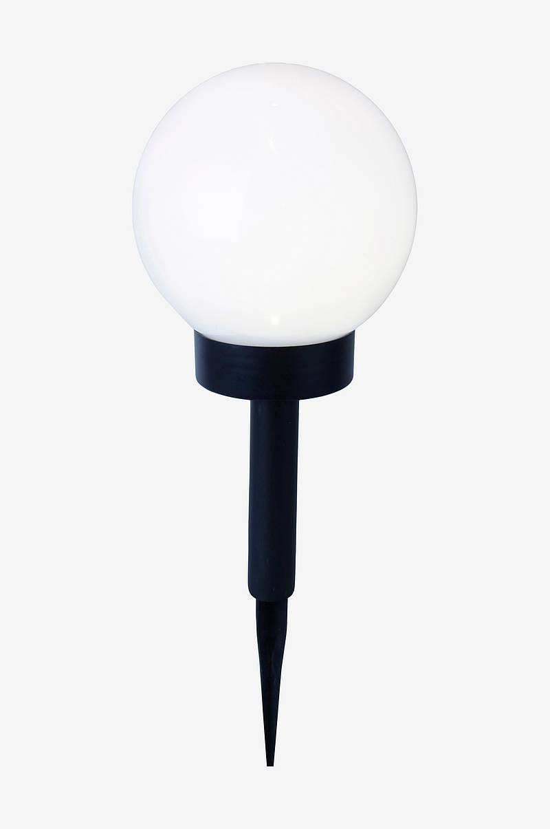 Solcellelampe