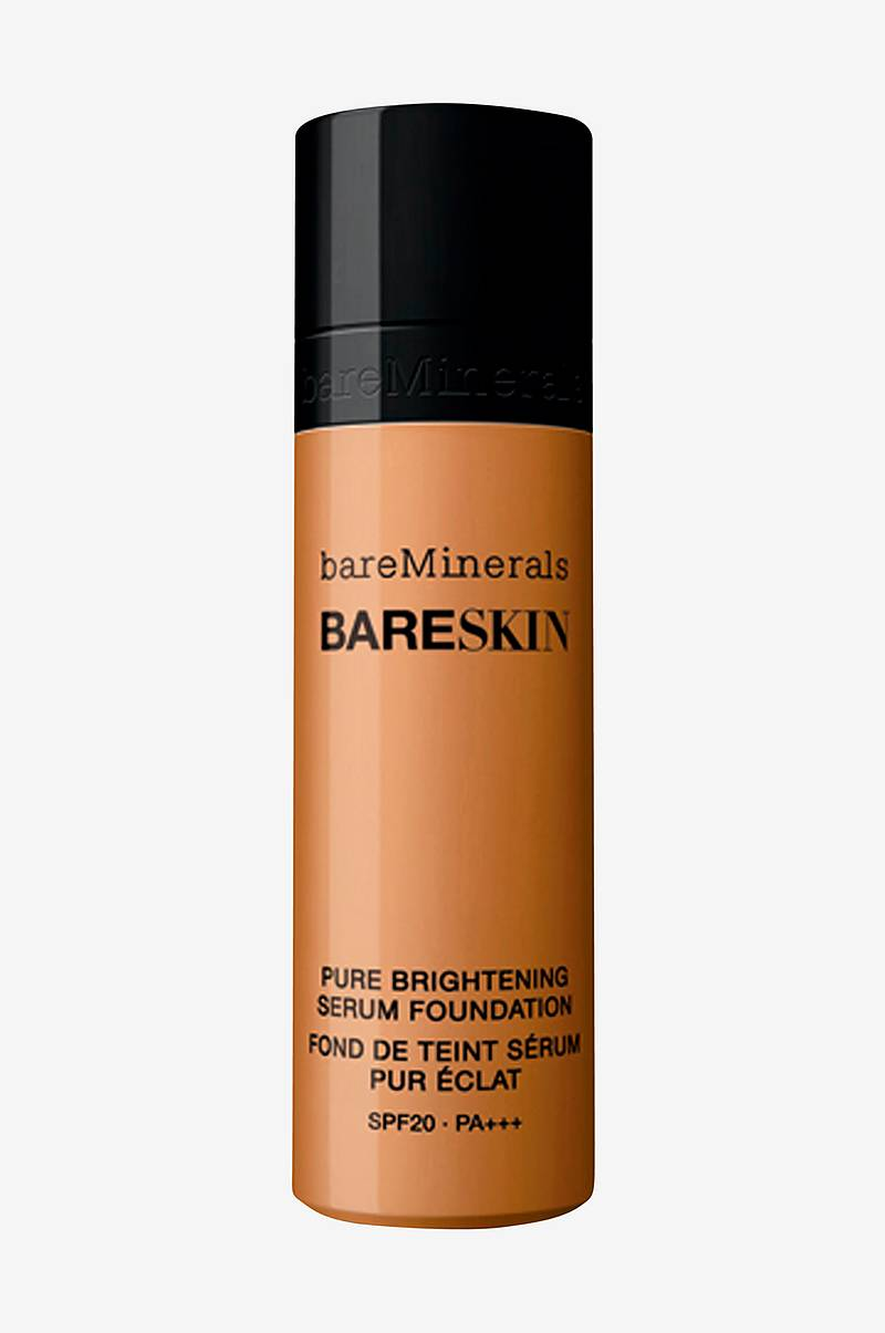 BARESKIN Pure Brightening Serum Foundation SPF20 Bare Walnut 18