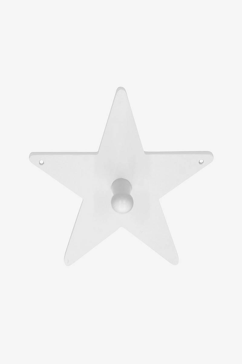 24170e3c Kids Concept. Star Knagg Hvit