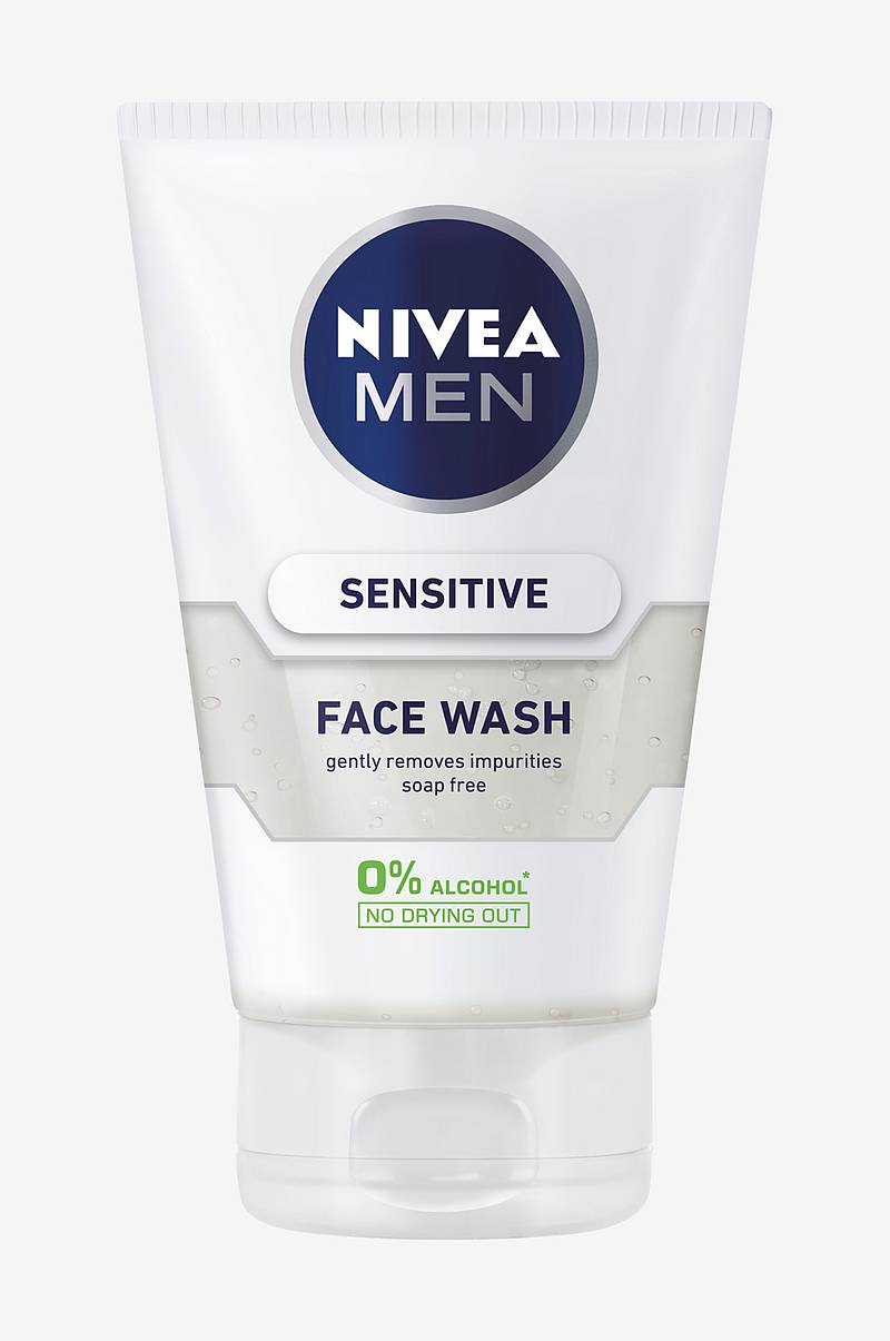 Nfm Sensitive Face Wash 100ml