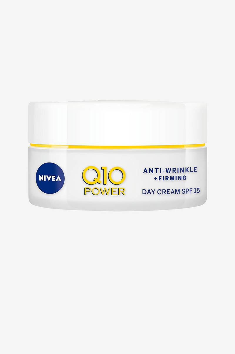 Q10 Plus Anti-Wrinkle Moisturizing Day Cream SPF 15, 50 ml