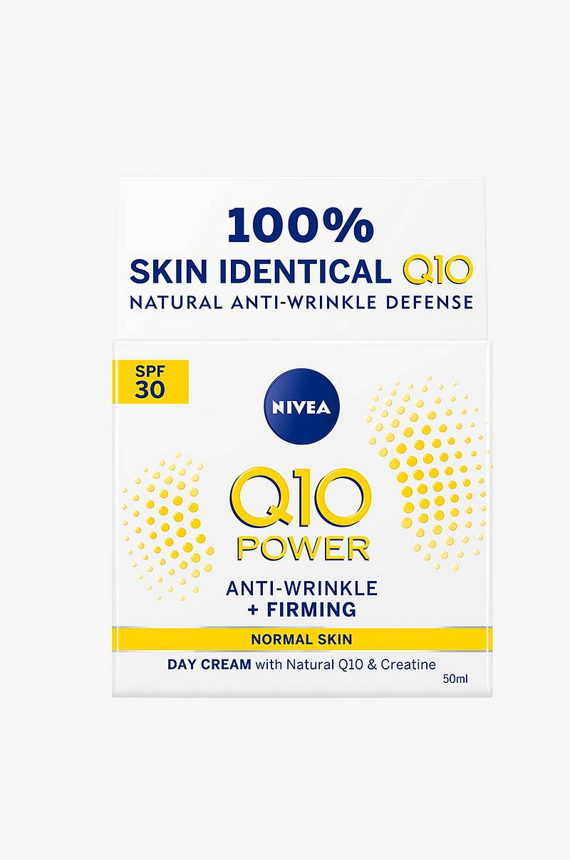 Q10 Plus Moisturizing Day Cream SPF30, 50 ml