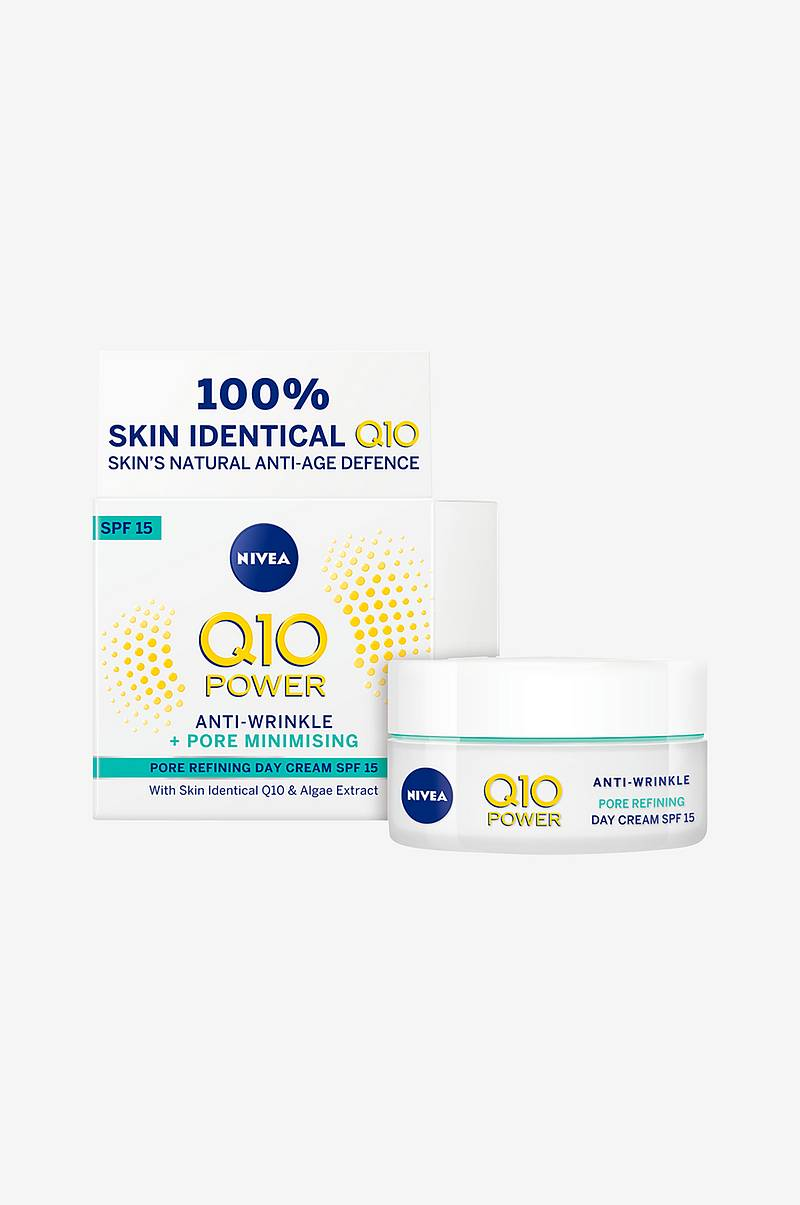 Q10 Plus Pore Refining Day Cream 50 ml