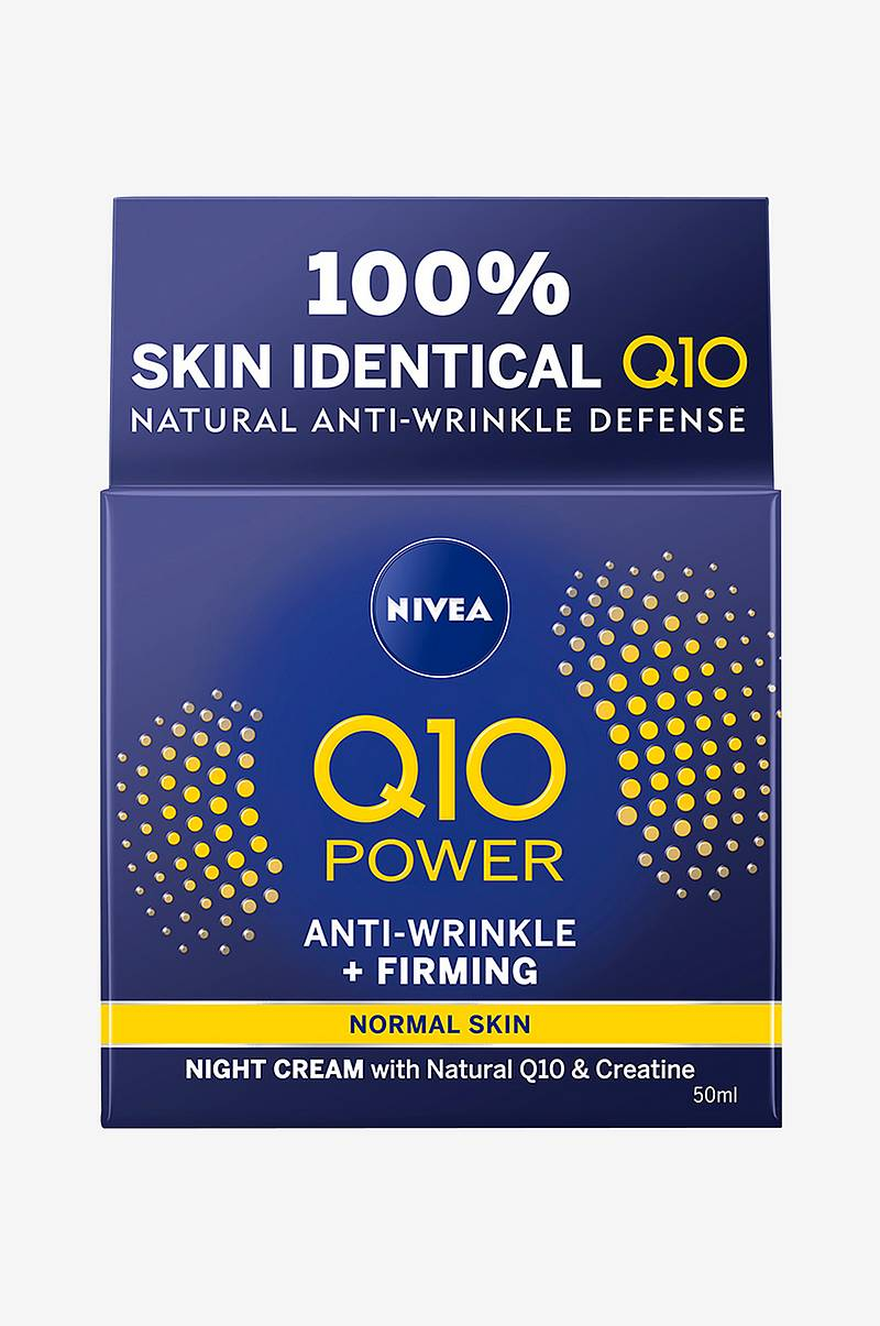 Q10 Pluss Night Cream 50ml