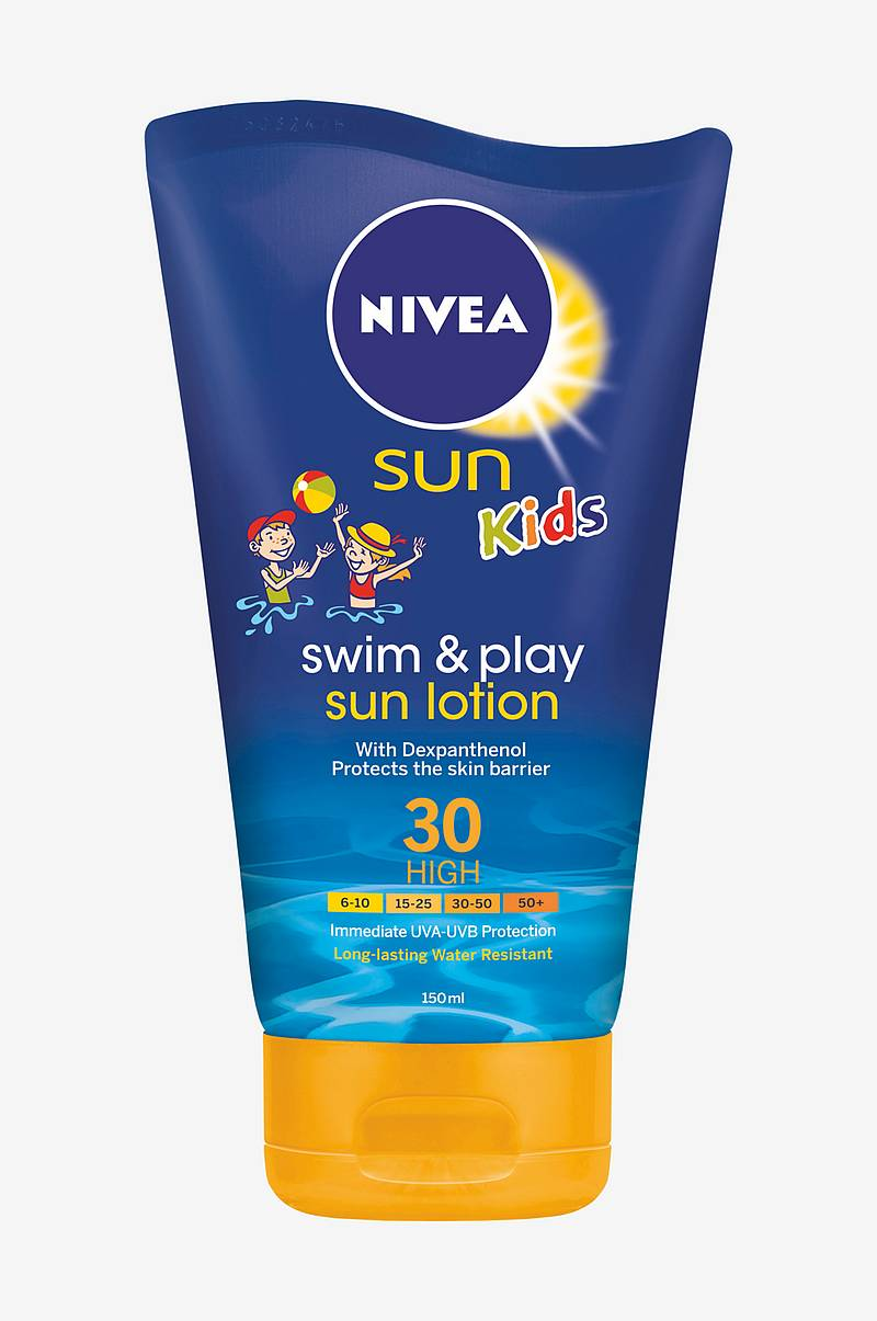Kids Swim & Play Sun Lotion Spf 30, 150ml