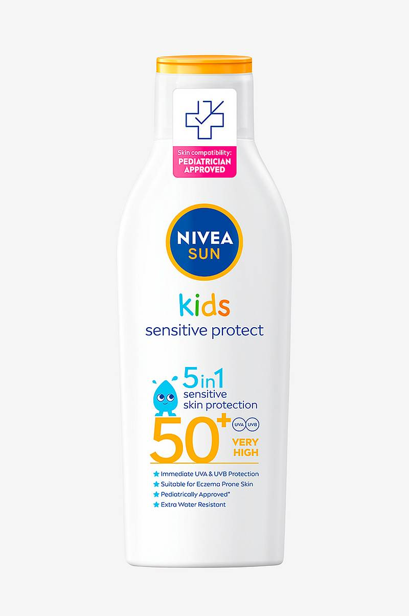 Kids Sun Lotion Spf 50+, 200ml