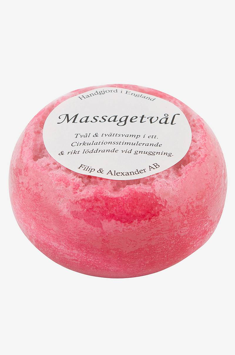 Massagetvål Raspberry 240gr