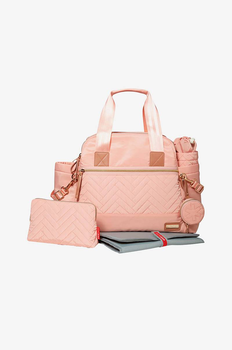 Stelleveske Satchel Suite Blush