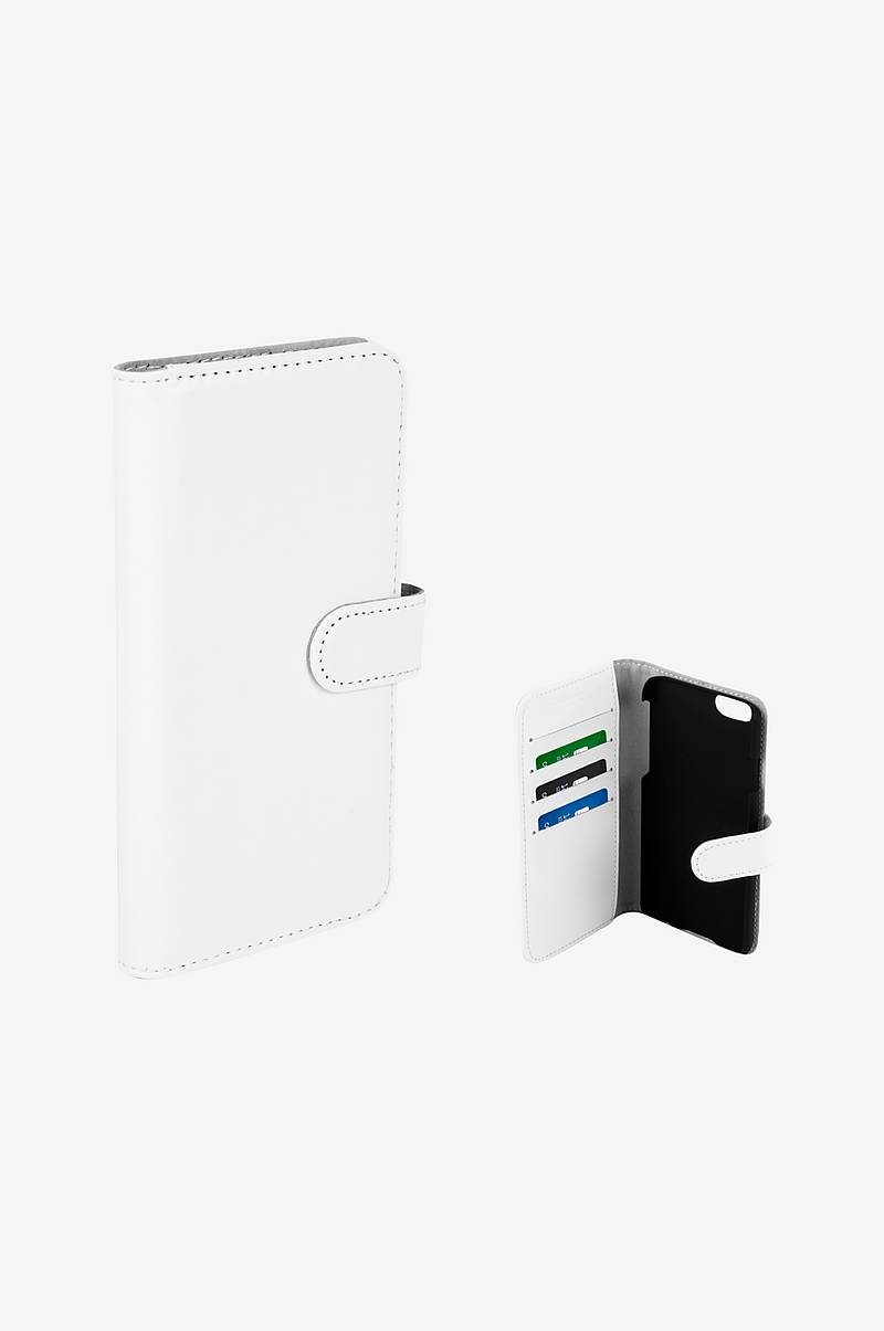 Wallet Case Hvid iPhone 7