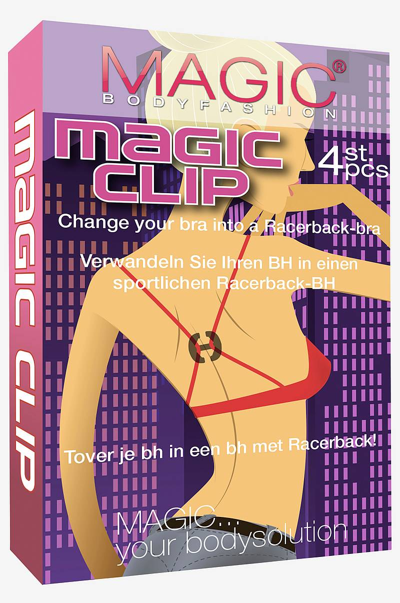 Magic Clip 4-pack