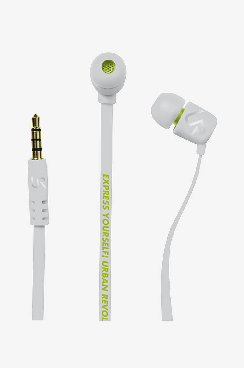 Headset DUGA In-Ear Hvit