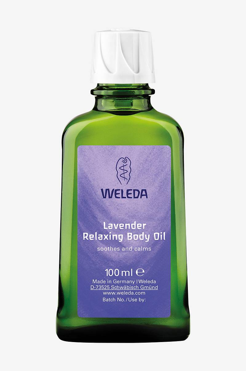 Lavender Relaxing Body Oil, 100 ml