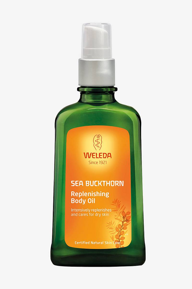 Sea Buckthorn Body Oil, 100 ml