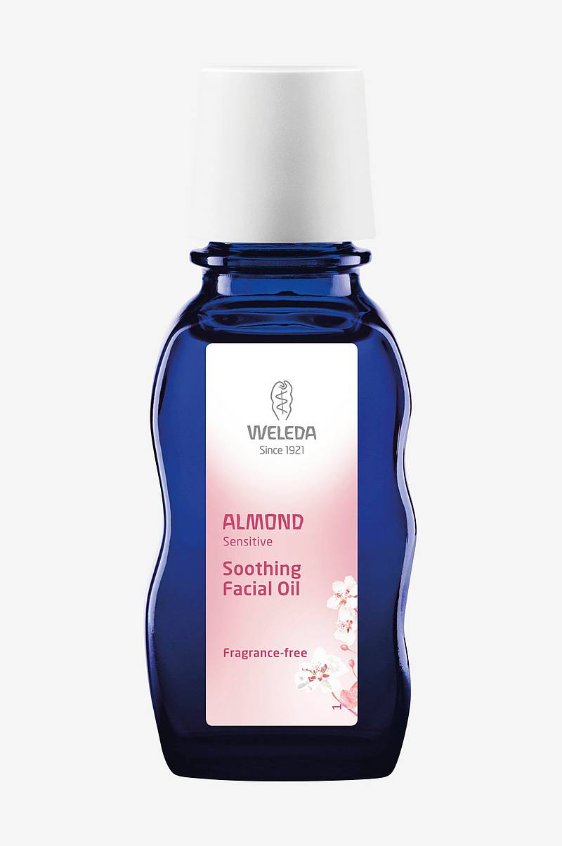 Weleda Almond Soothing Facial Oil, 50 ml