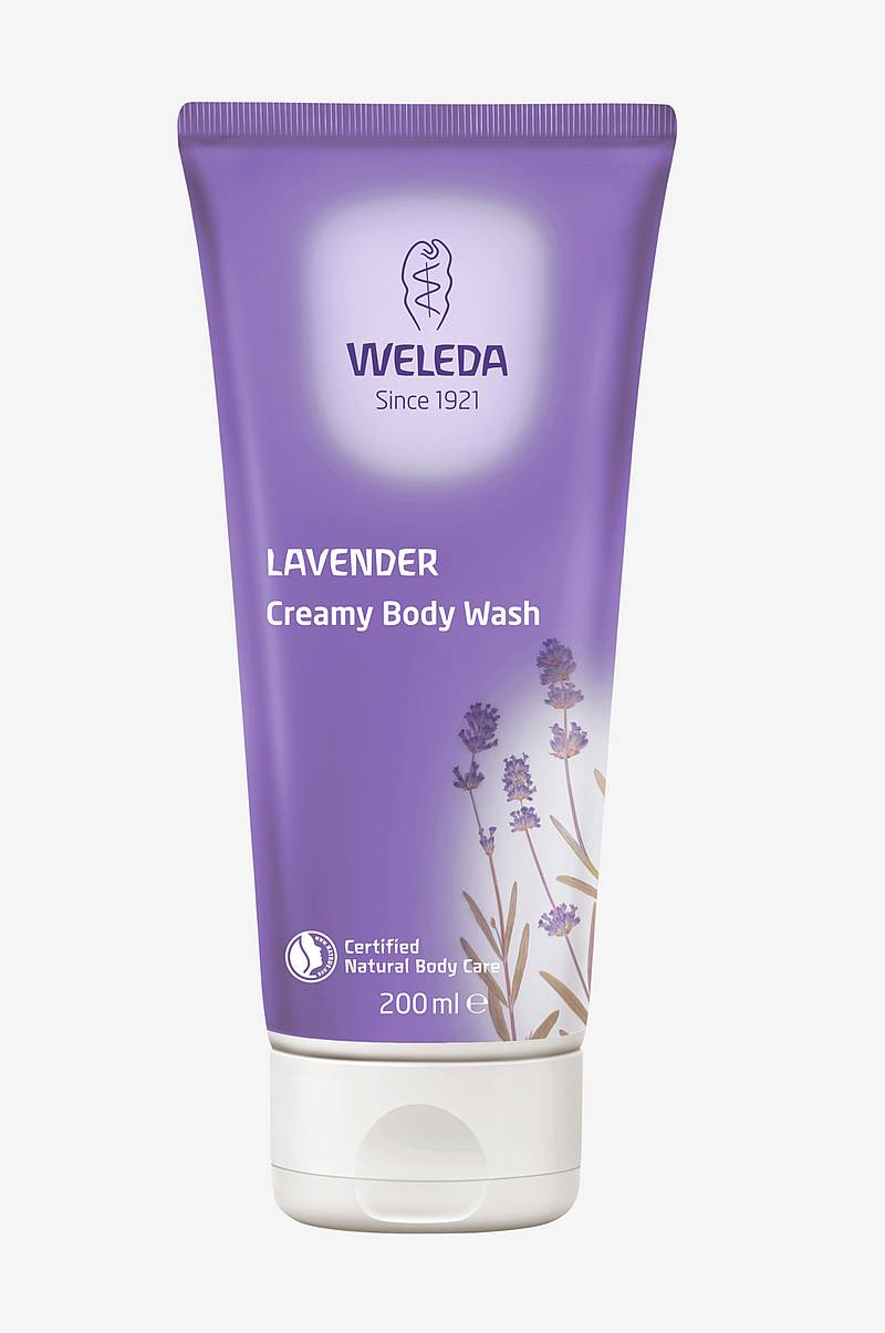 Lavender Creamy Body Wash 200ml