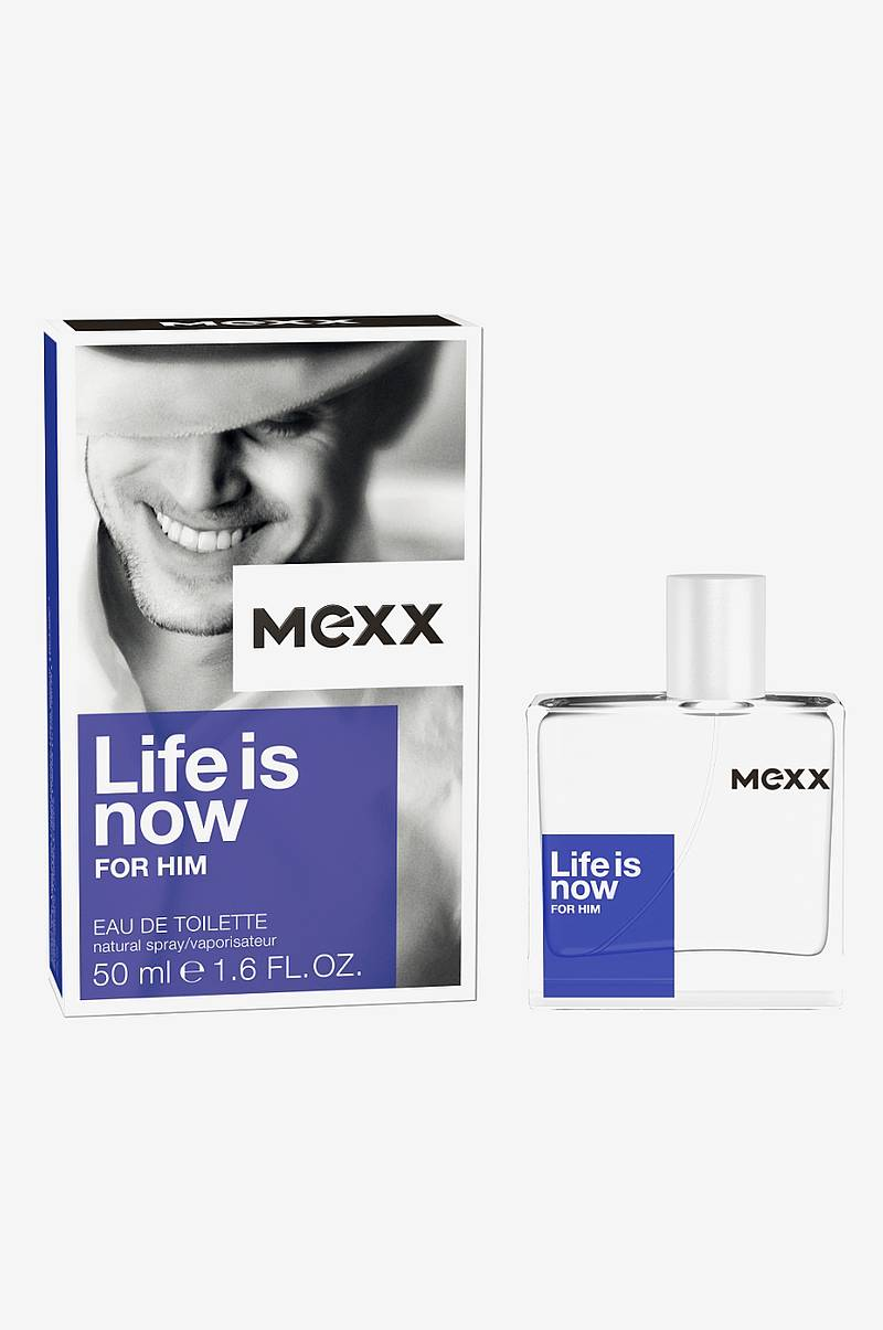 Life Is Now M Edt 50ml