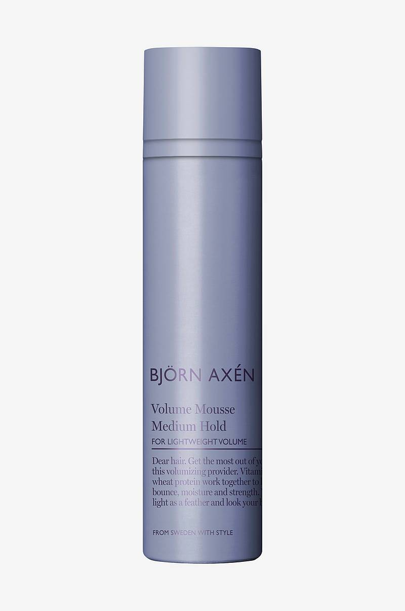 Volume Mousse Medium Hold 80ml