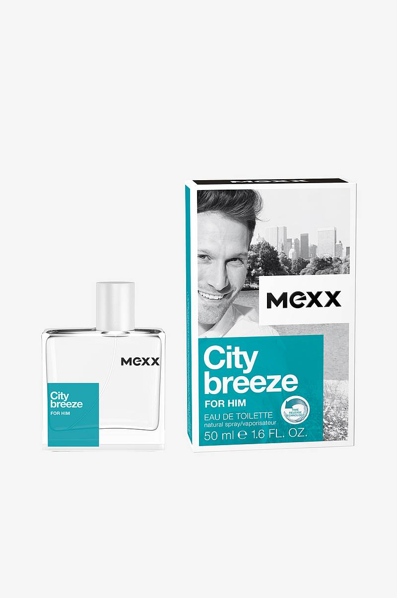 Mexx City Breeze Man Edt 50ml Spray