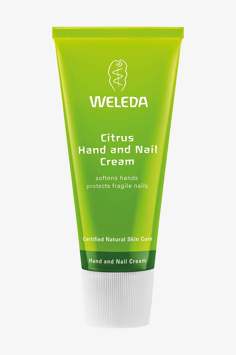 Citrus Hånd & Nail Cream 50ml