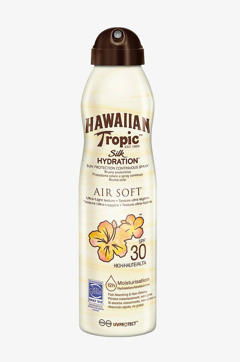 Hawaiian Silk Air Soft C-spray Spf30 177ml