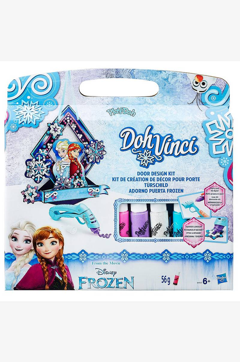 Vinci Frozen Door Sign
