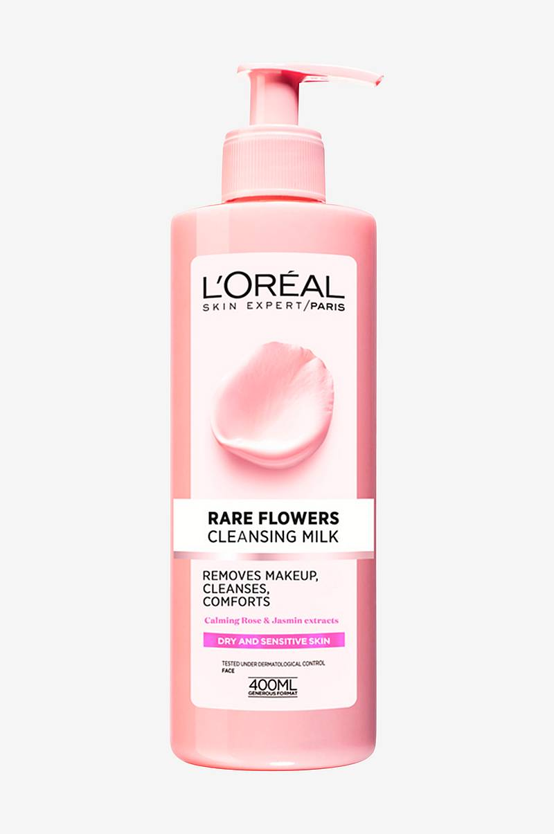 Rare Flowers Cleansing Milk Dry/Sensitive
