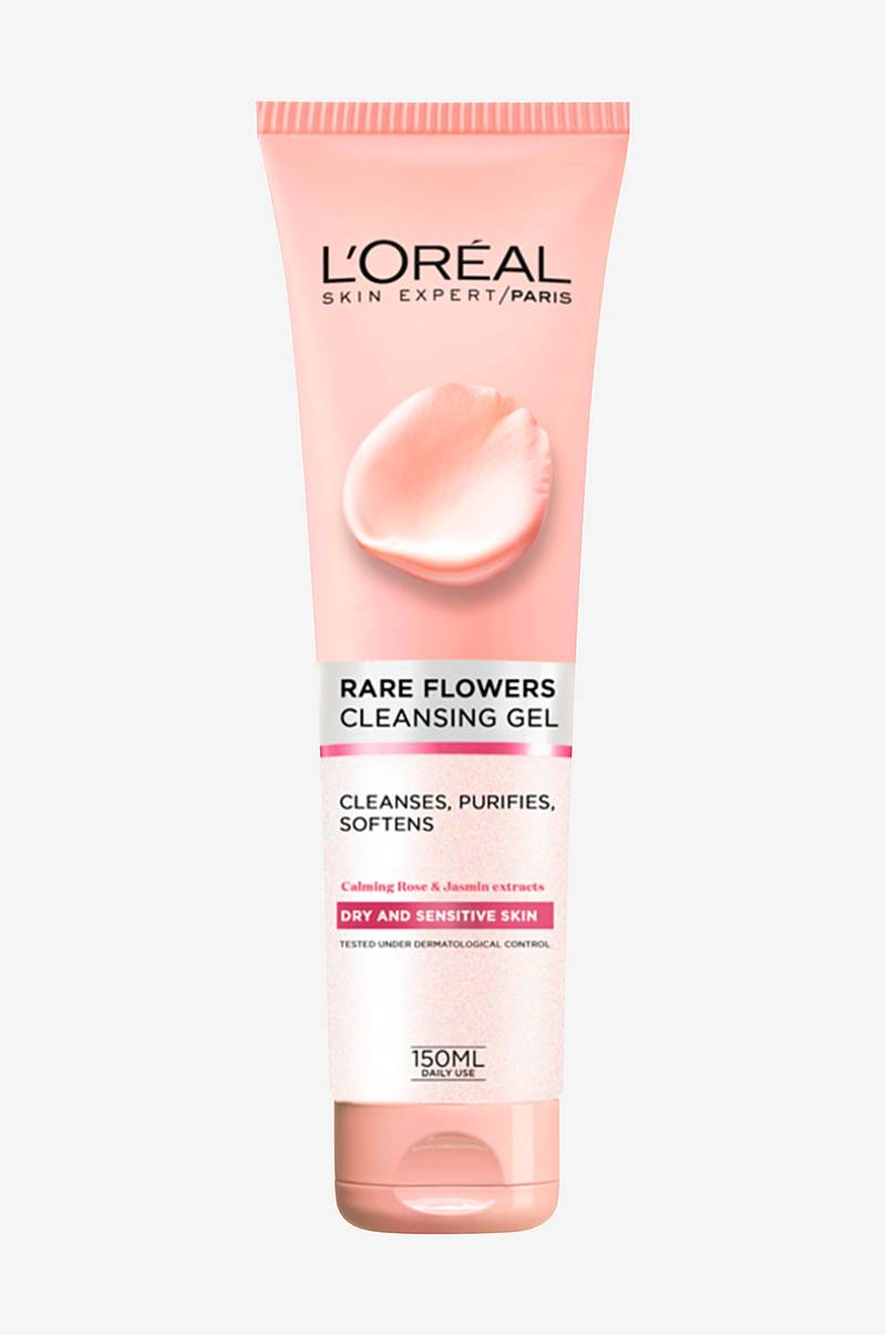 Rare Flowers Cleansing Gel Dry/Sensitive 150ml