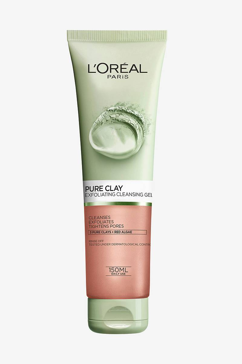 Pure Clay Exfoliating Cleansing Gel 150ml