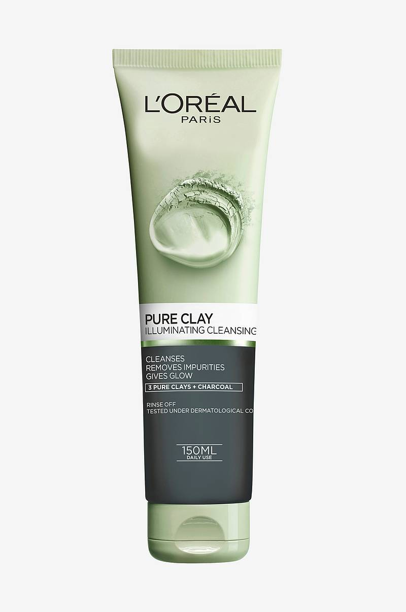 Pure Clay Illuminating Cleansing Gel 150ml