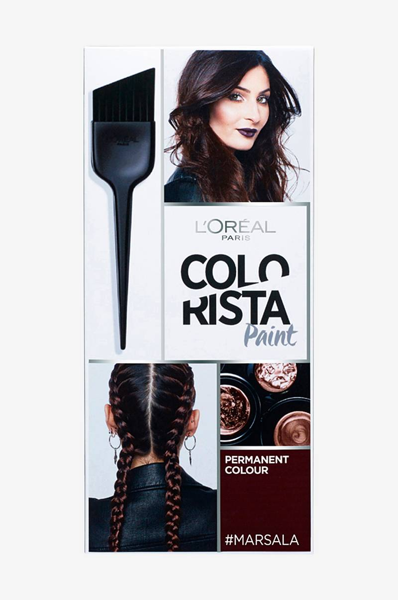 Colorista Paint Marsala