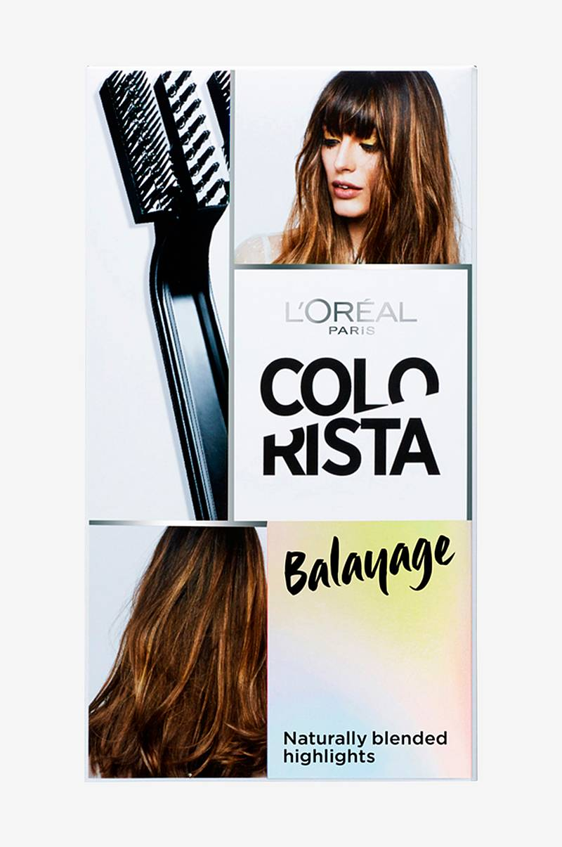 Colorista Effects Balayage Highlights